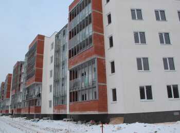 5-этажные жилые дома с квартирами